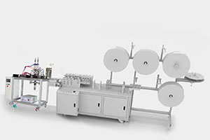 surgical face mask making machine price BF407