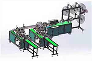 How much is a mask making machine price 3