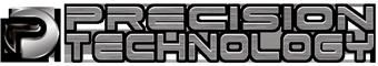 Precision Technology Logo header