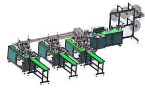 Automatic face making machine BF808