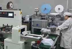 Automatic face mask making machine sets 3